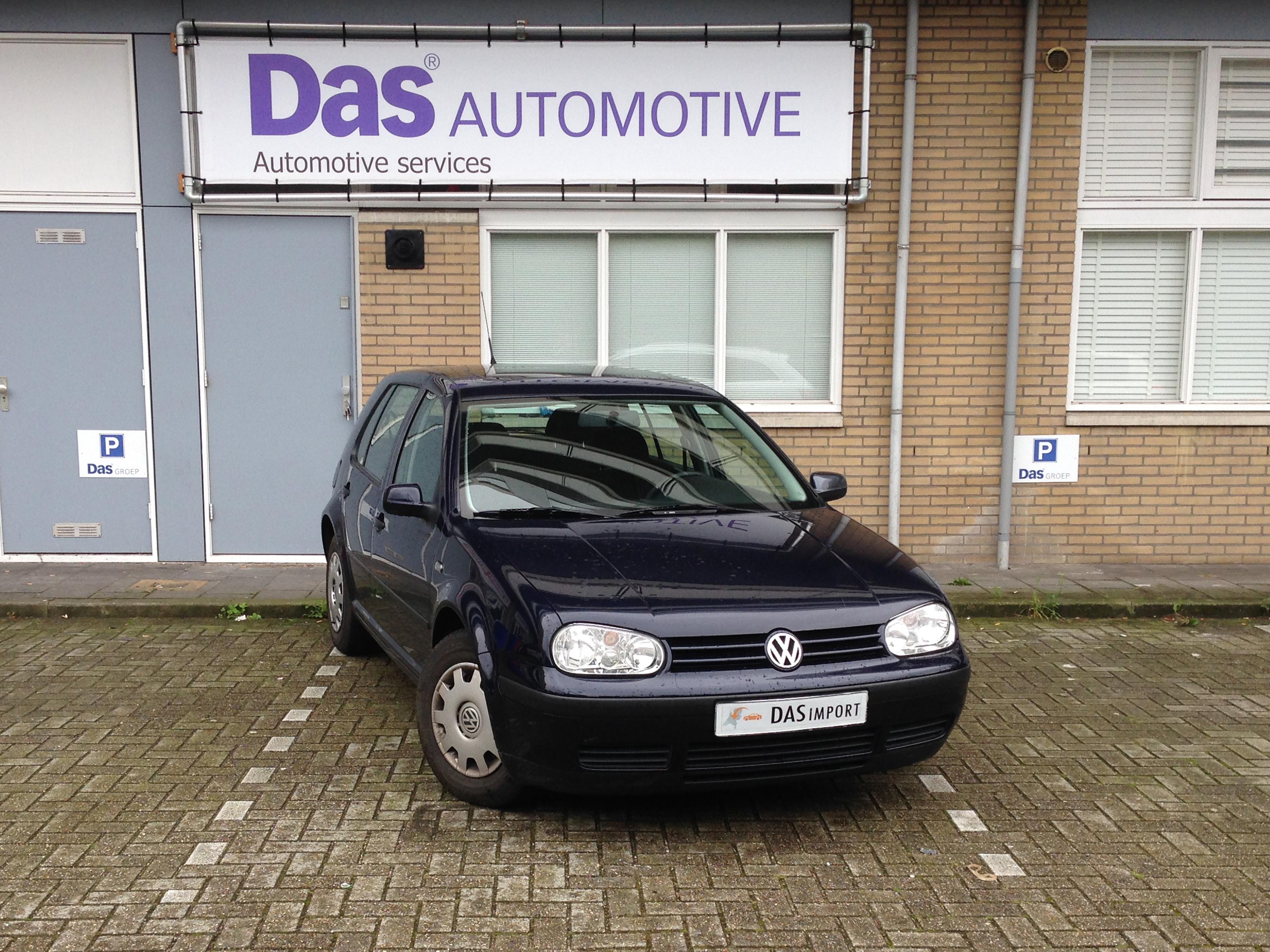 Importauto: Volkswagen Golf 1.6 7/1998