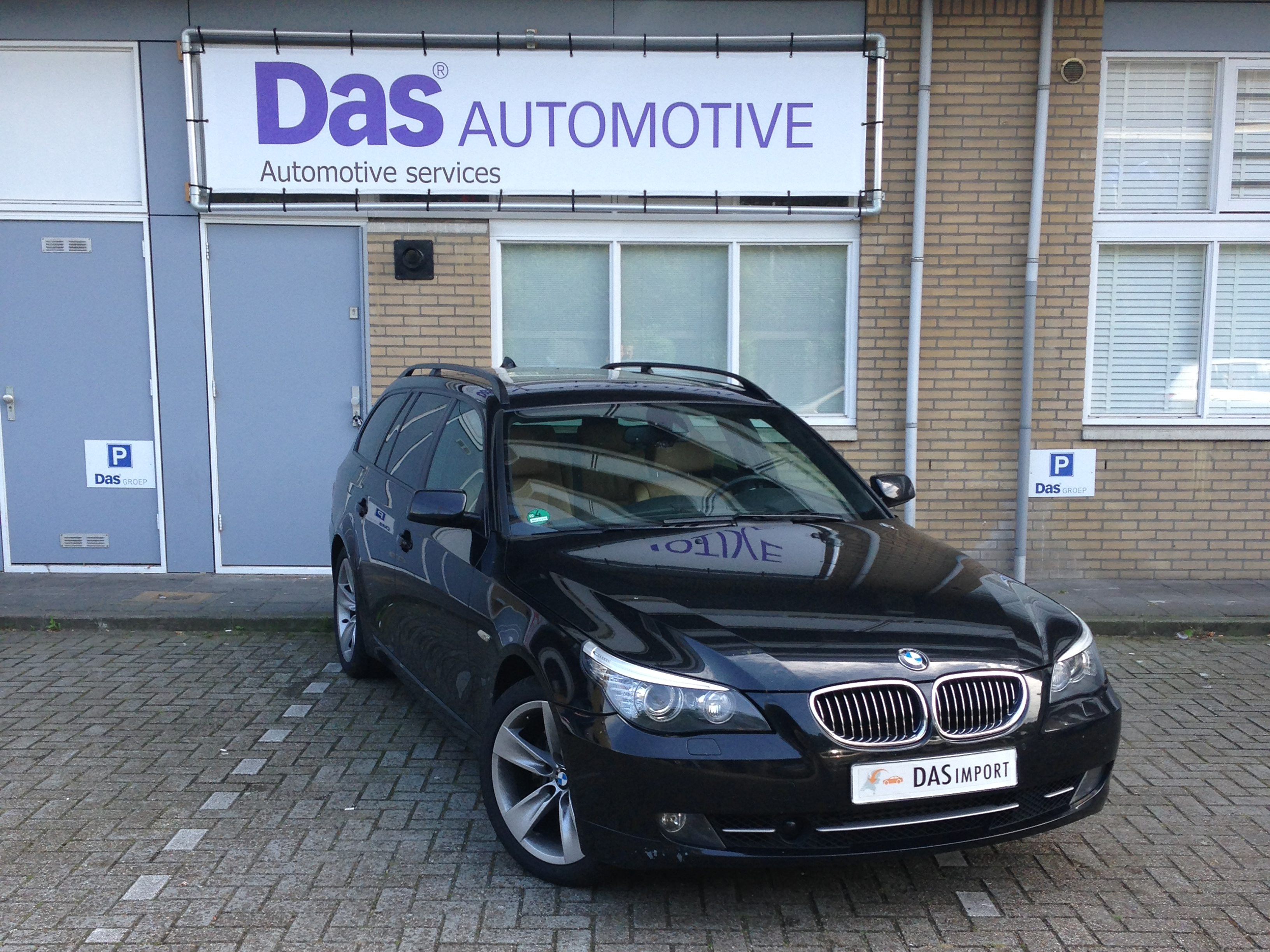Importauto: BMW 530D Touring Edition 6/2009