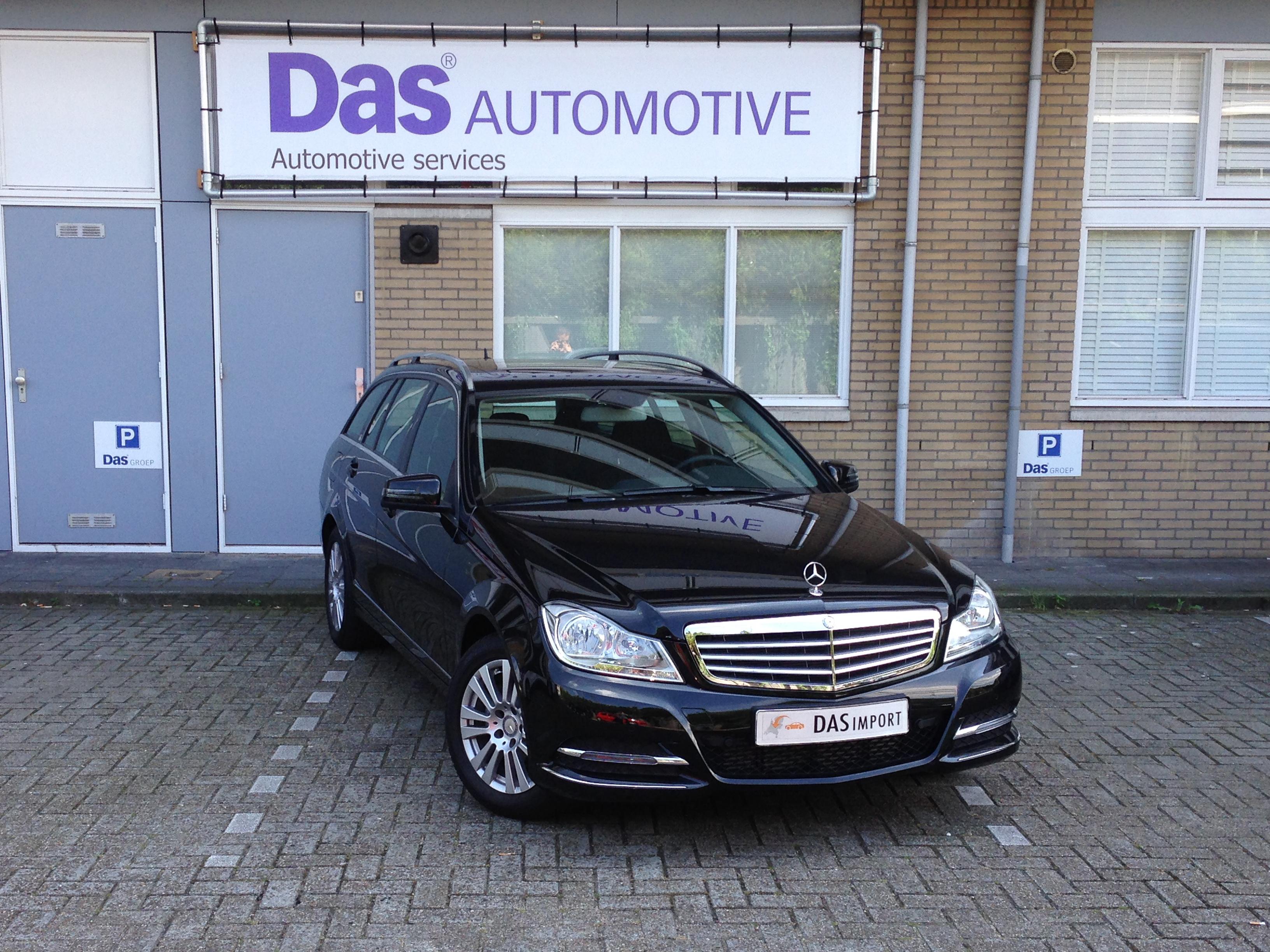 Importauto: Mercedes-Benz C180 T Elegance 6/13