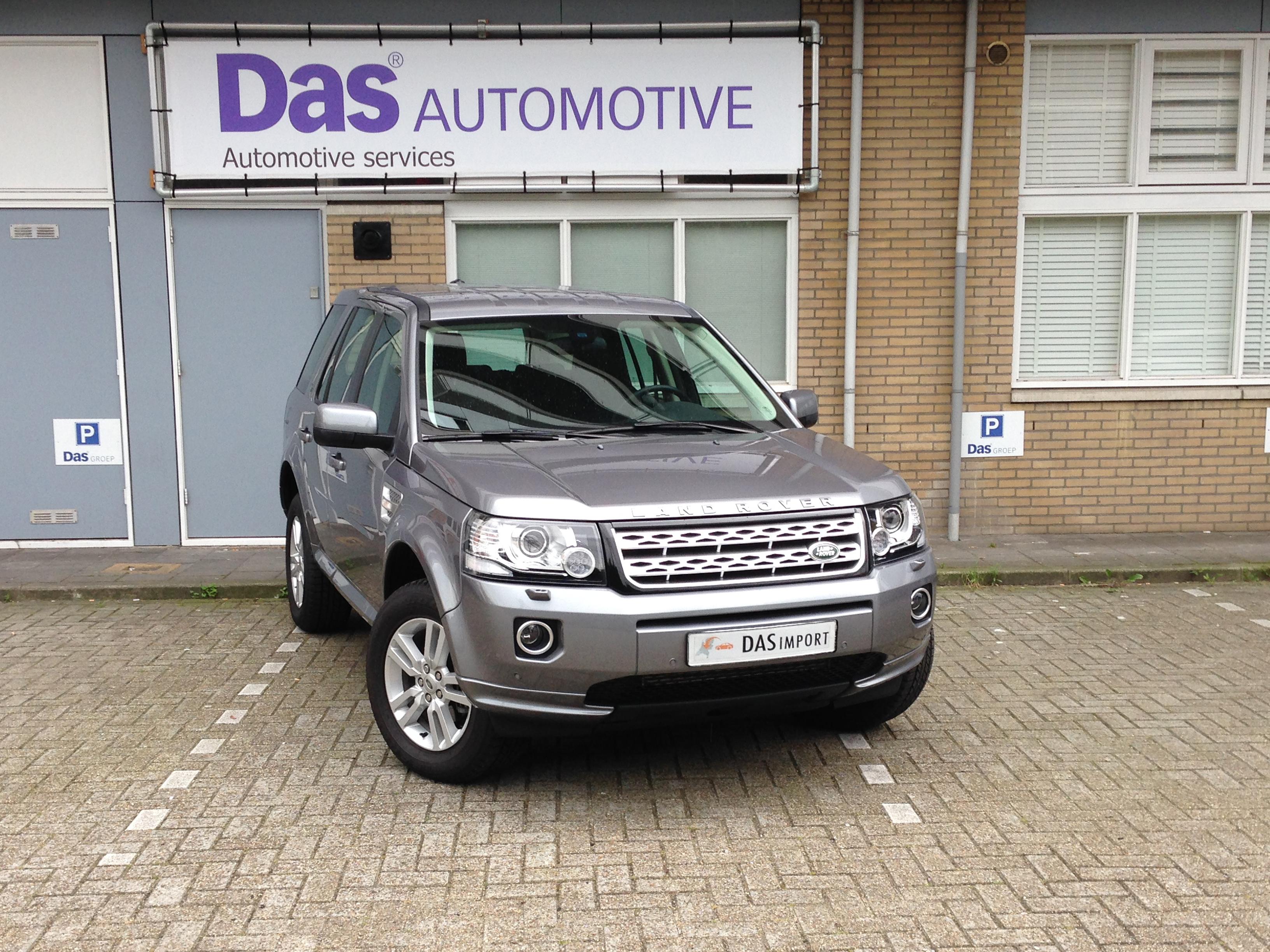 Importauto: Land Rover Freelander 2 SD4 8/2013