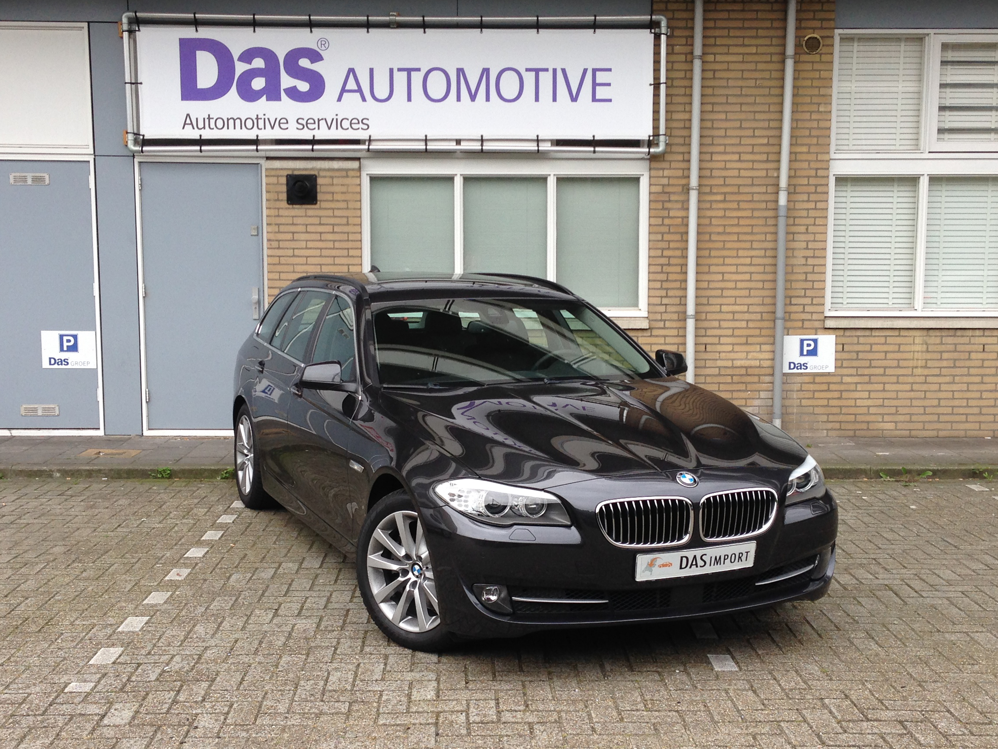 Importauto: BMW 530d Xdrive Touring 7/2013