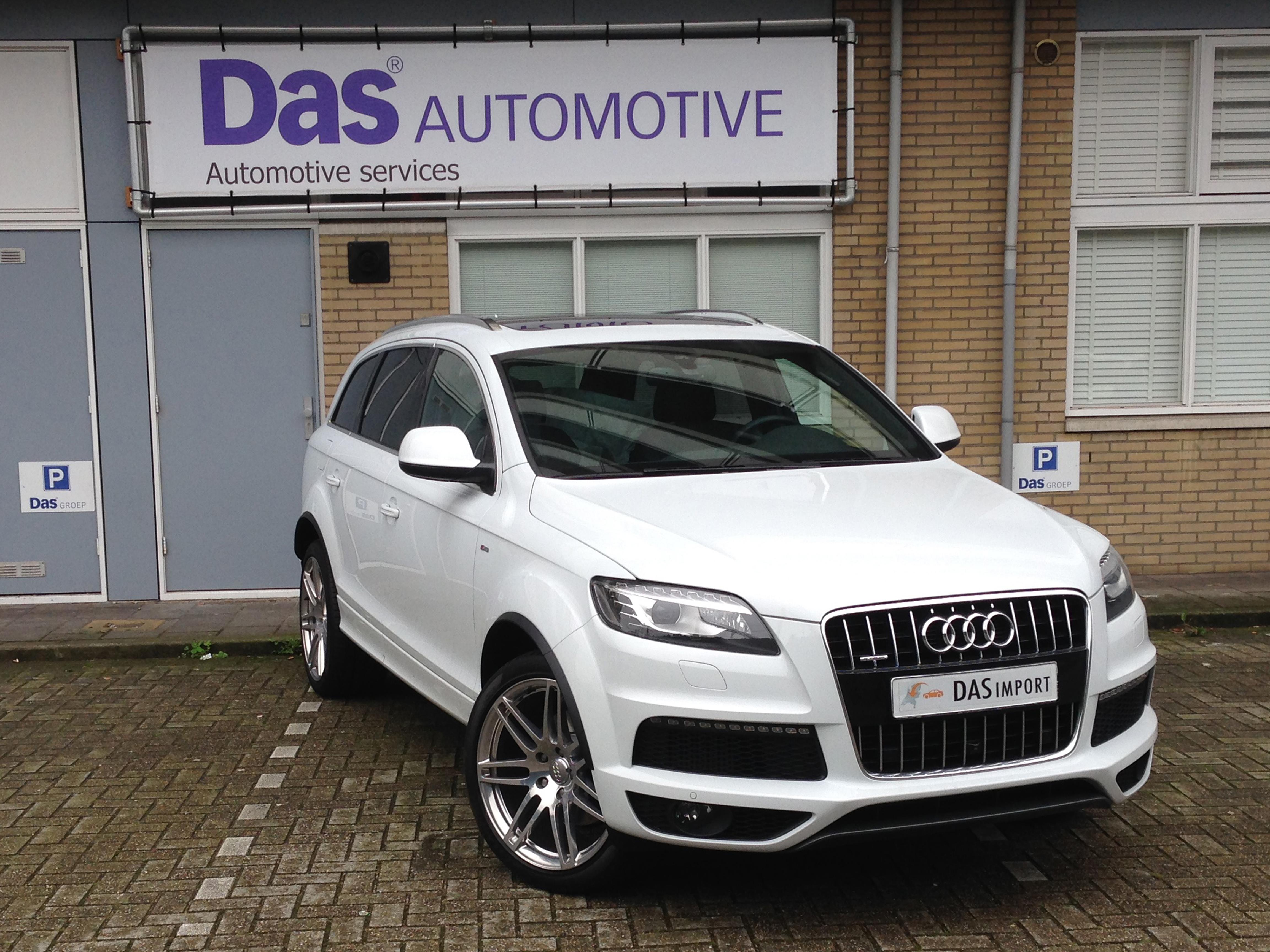 Importauto: Audi Q7 Diesel 3.0 TDI 180kW quattro 5+2 2/2013