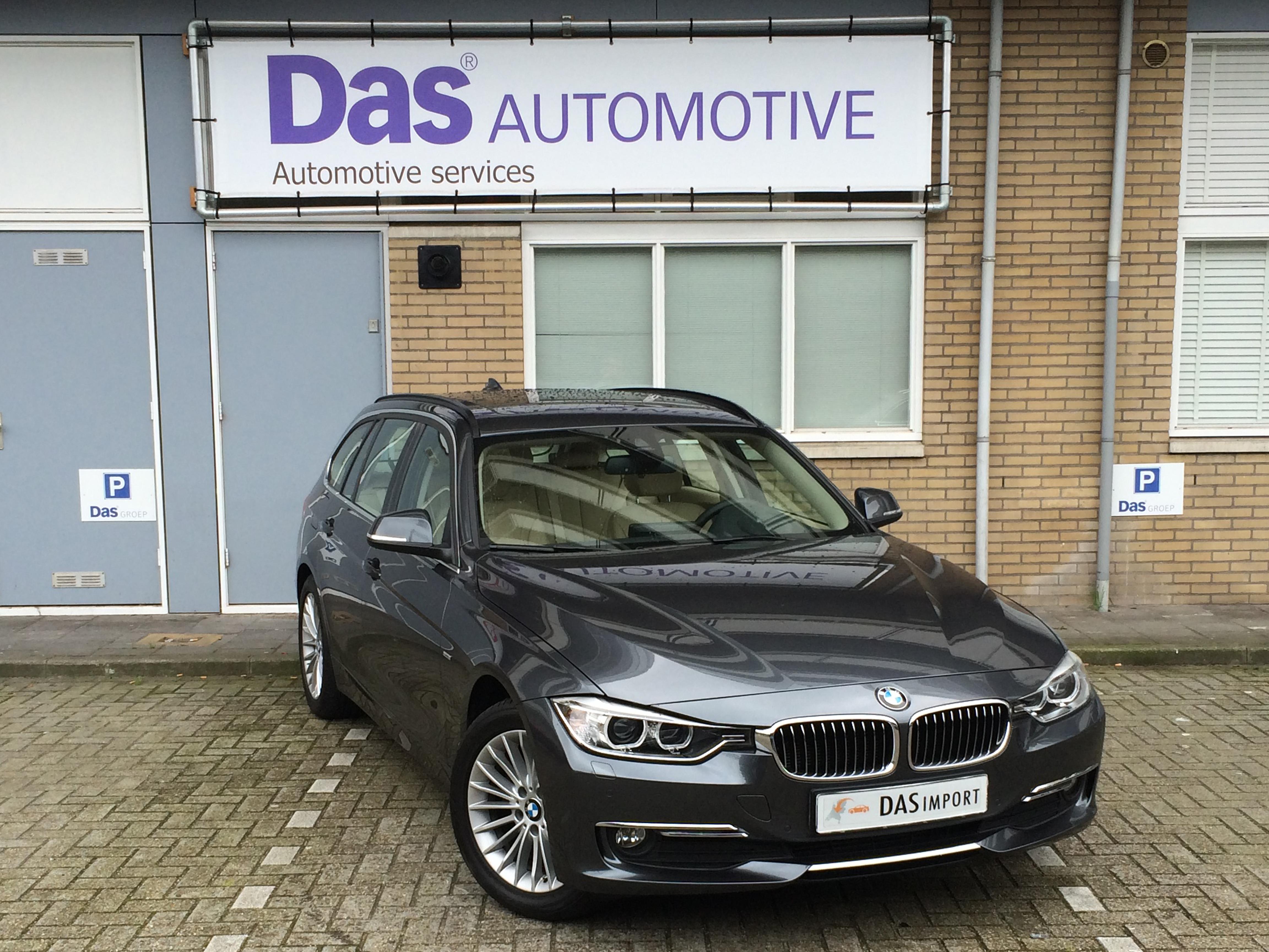 Importauto: BMW 320d Touring 8/2013