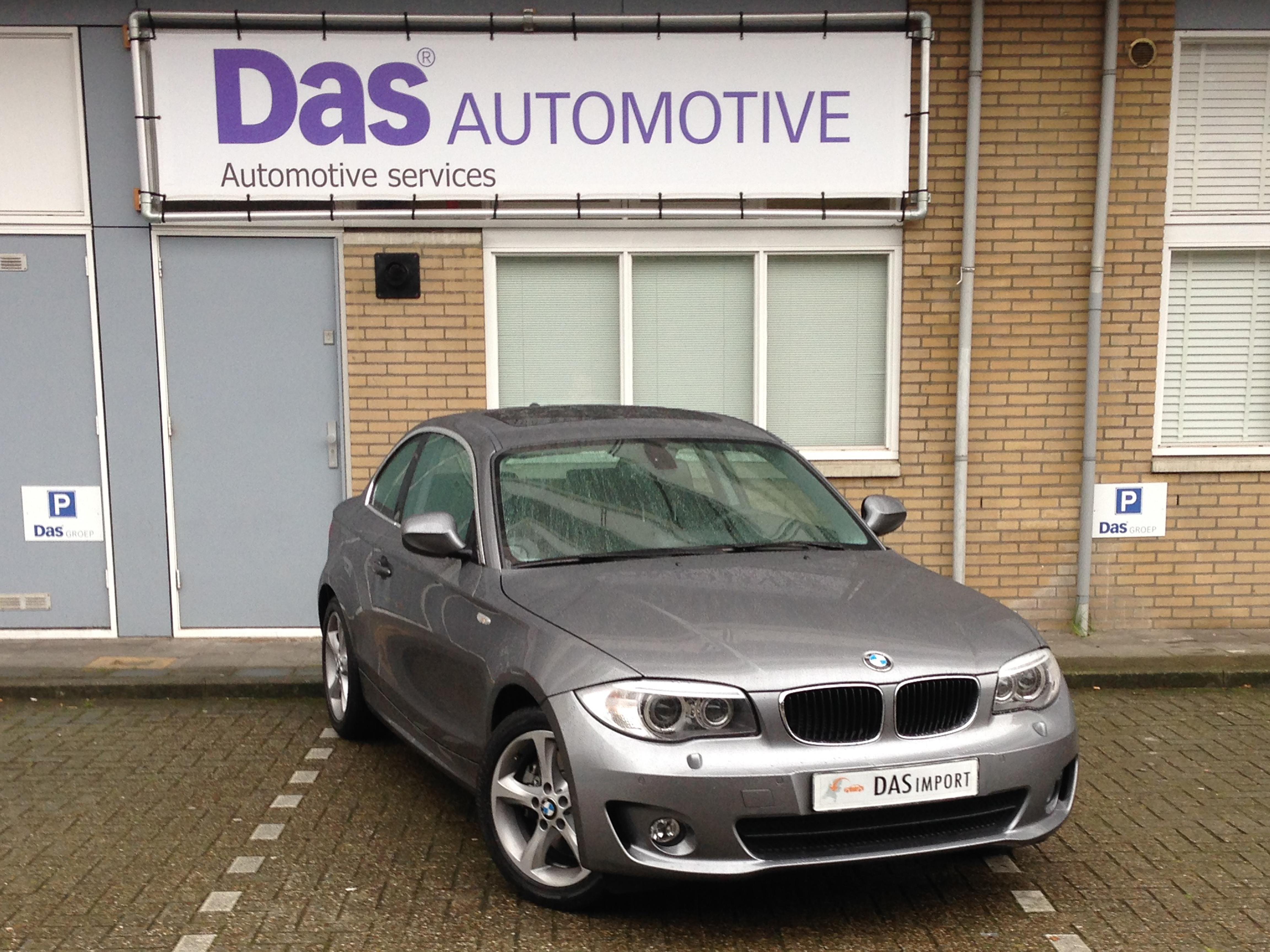 Importauto: BMW 1-Serie Coupe Diesel 123dA 7/2013