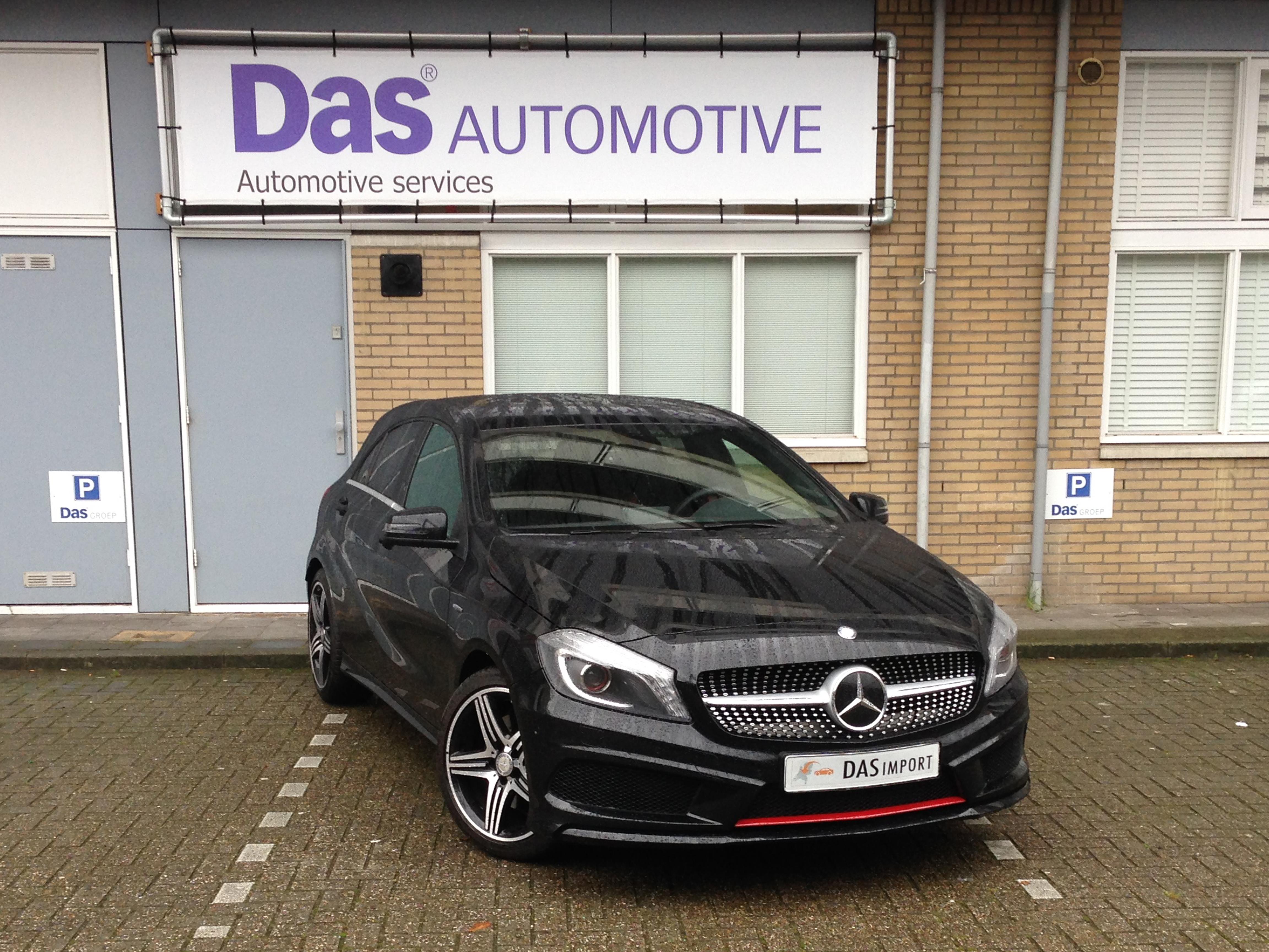 Importauto: Mercedes-Benz A-Klasse A 250 Sport Aut 9/2013