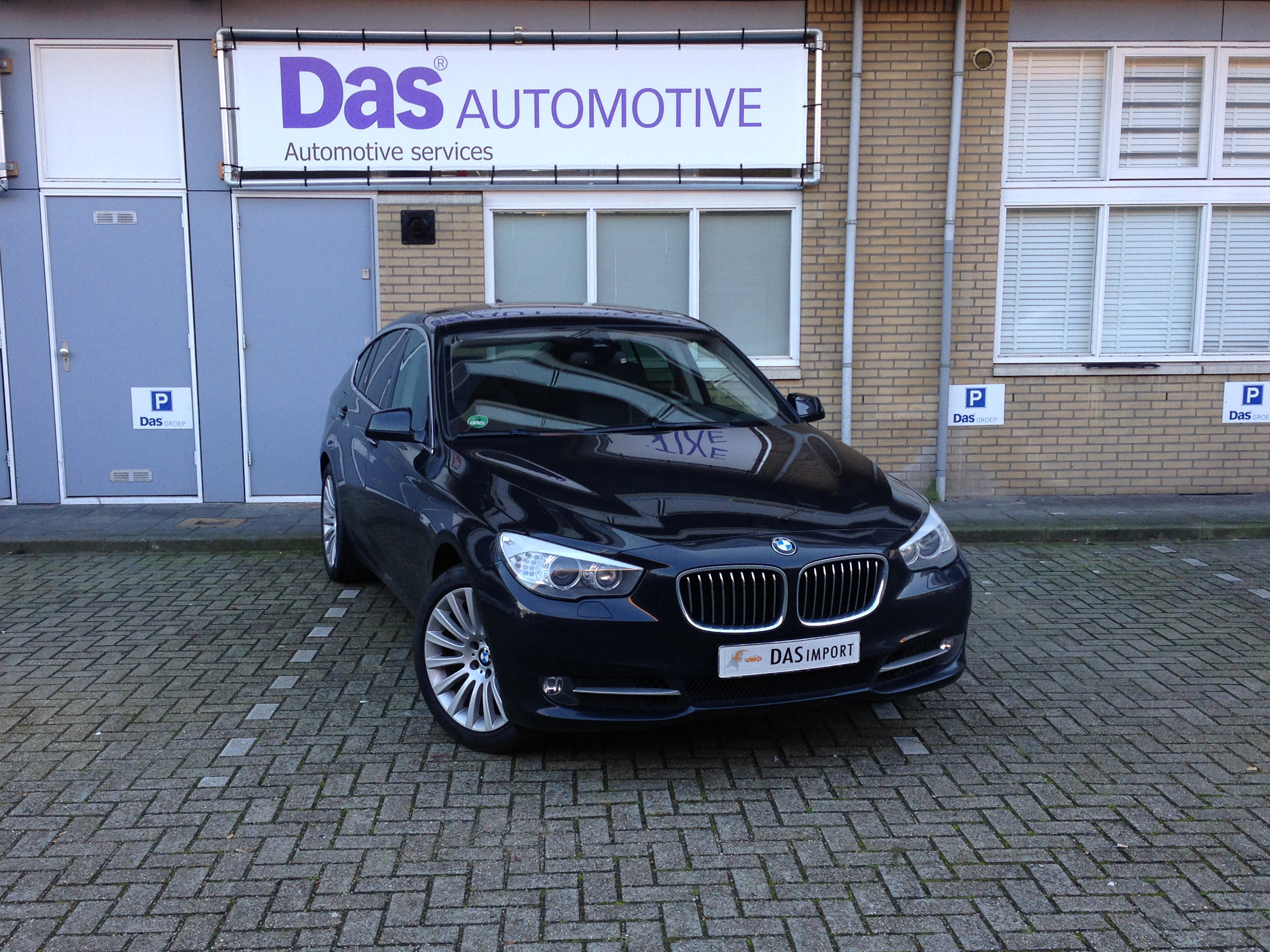 Importauto: BMW 5-Serie GT Diesel 530d xDrive 2/2013