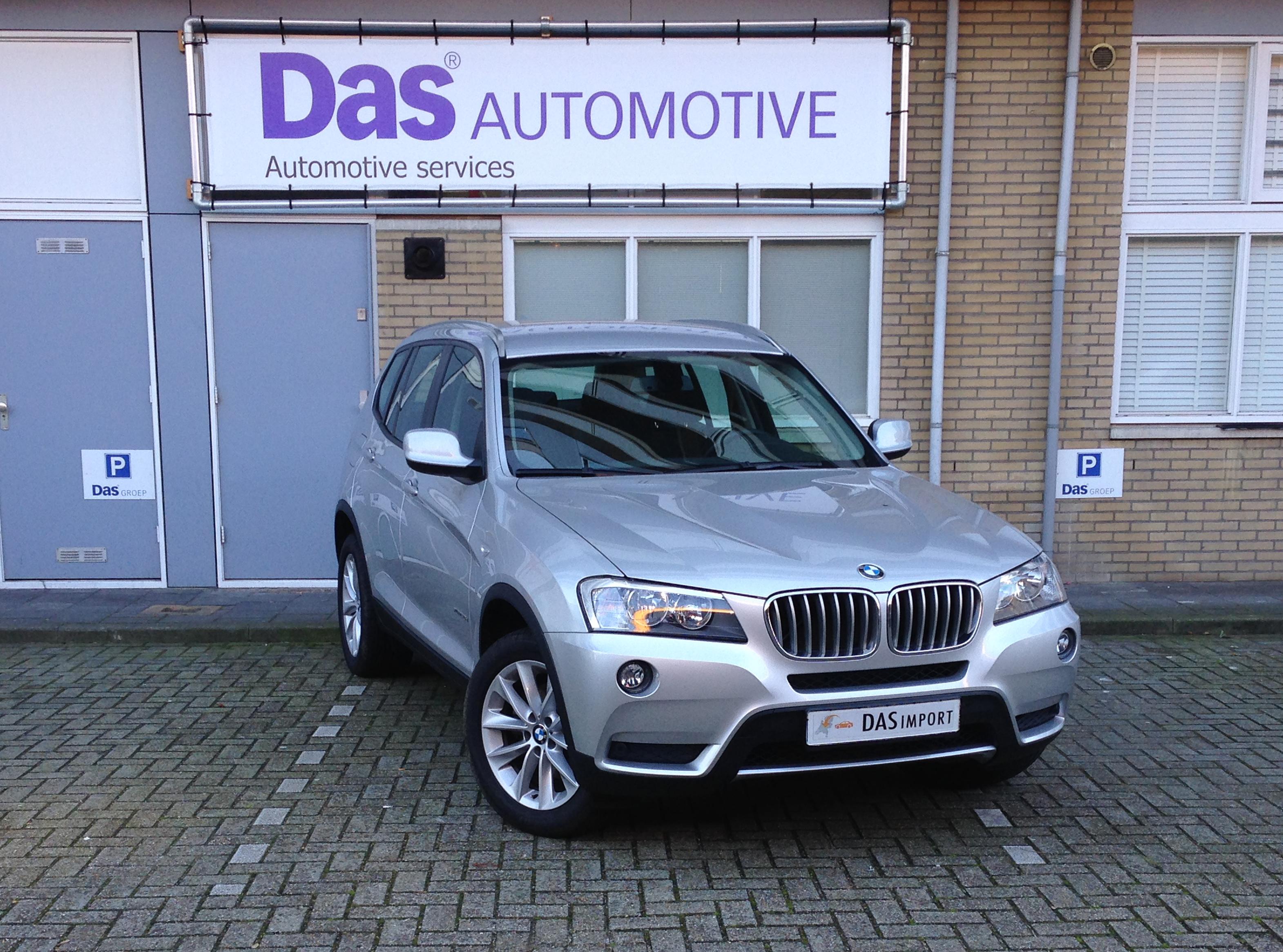 Importauto: BMW X3 Diesel xDrive 30dA 8/2011