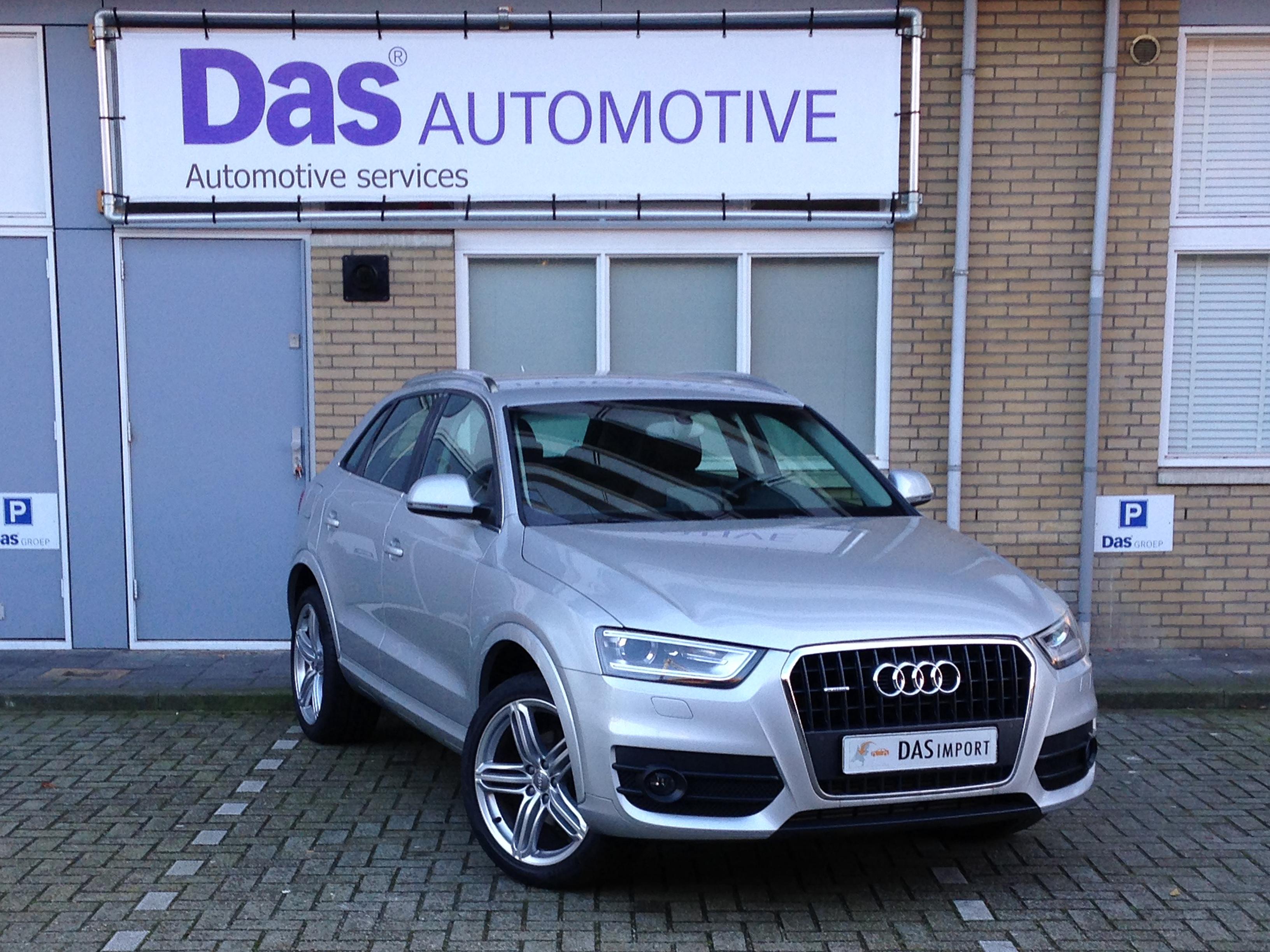 Importauto: Audi Q3 2.0 TFSI 211pk quattro Aut 10/2013