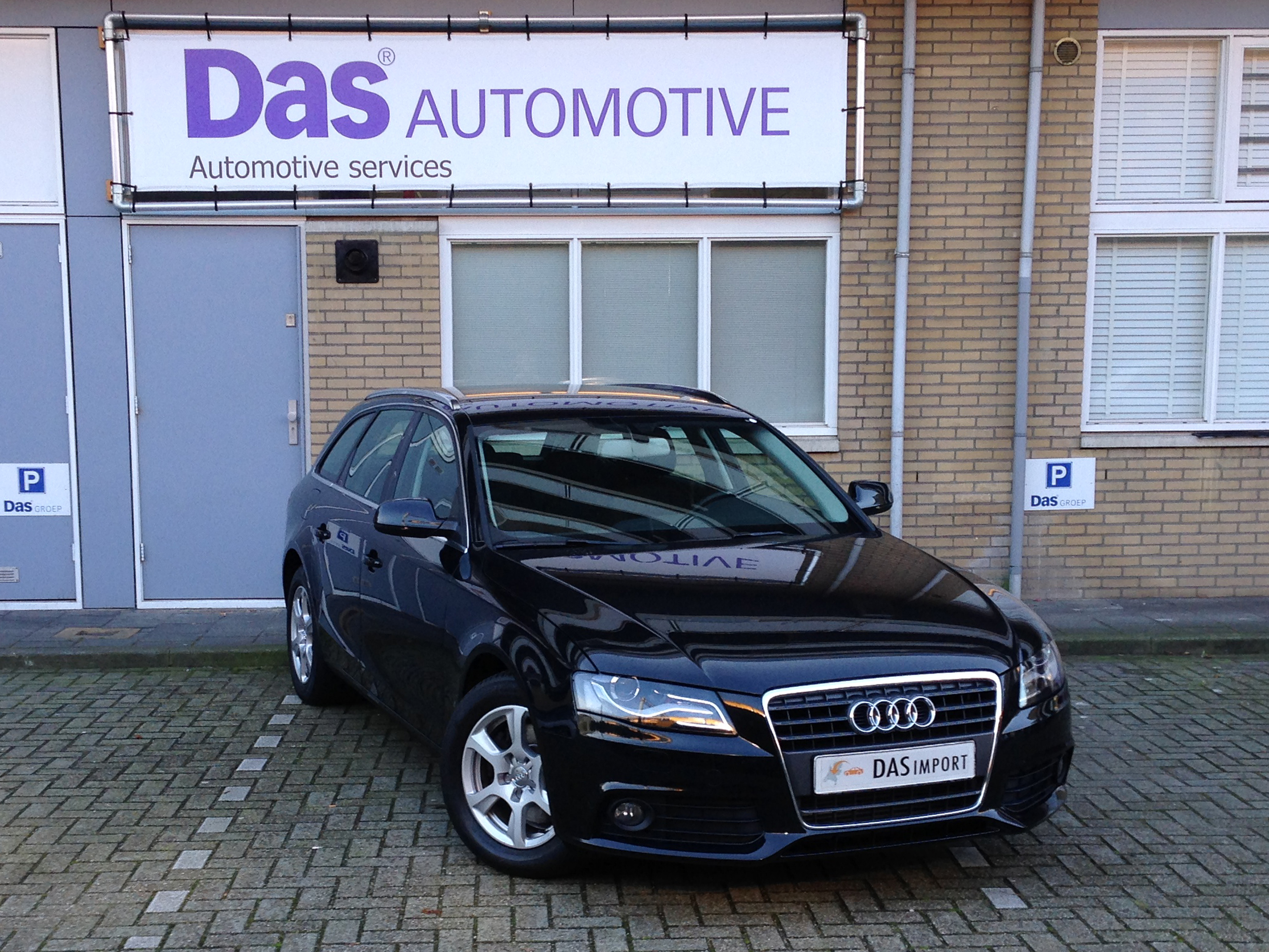 Importauto: Audi A4 Avant 1.8 TFSI 88kW 8/2011