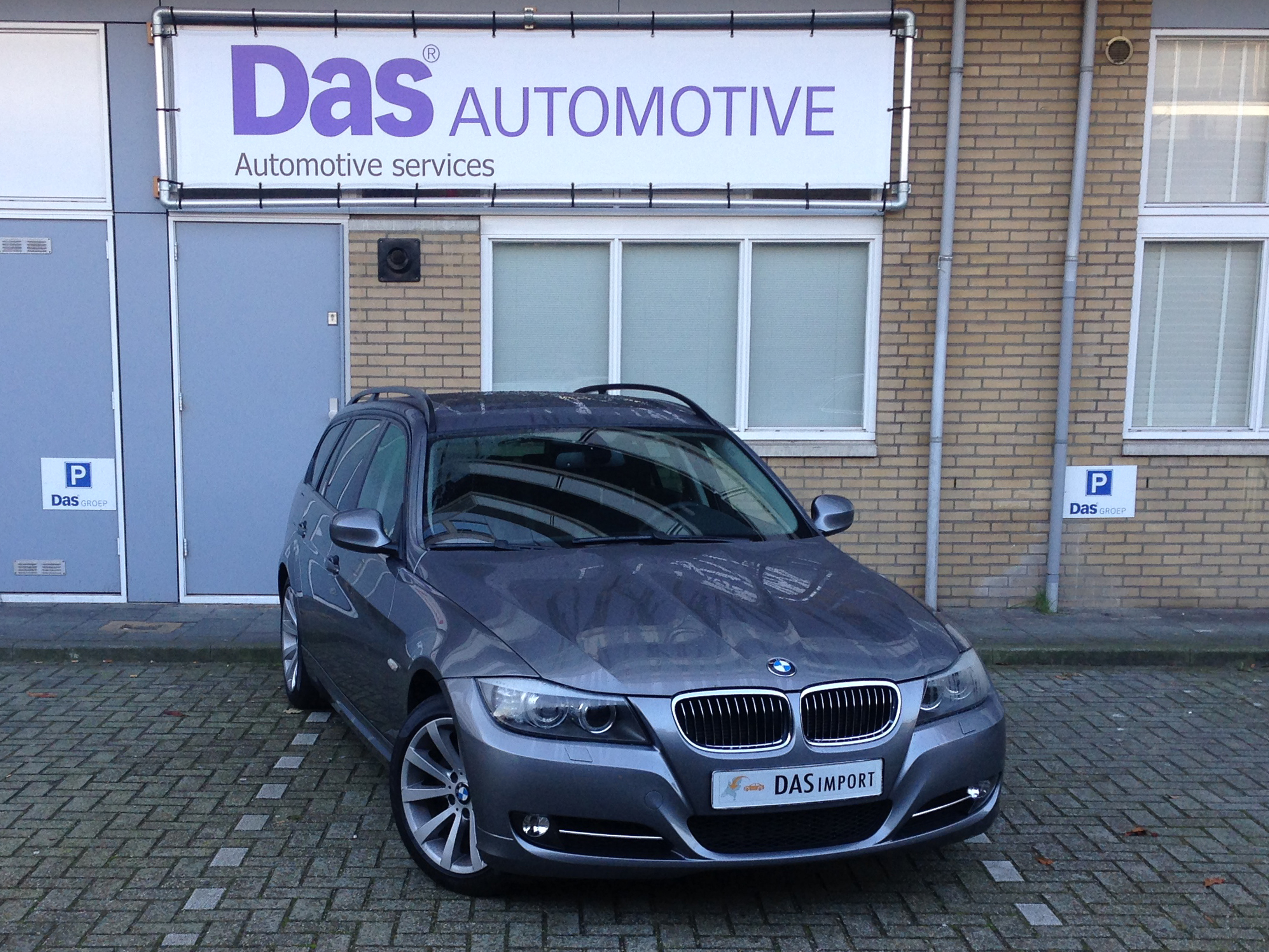 Importauto: BMW 3-Serie Touring Diesel 320d 4/2009