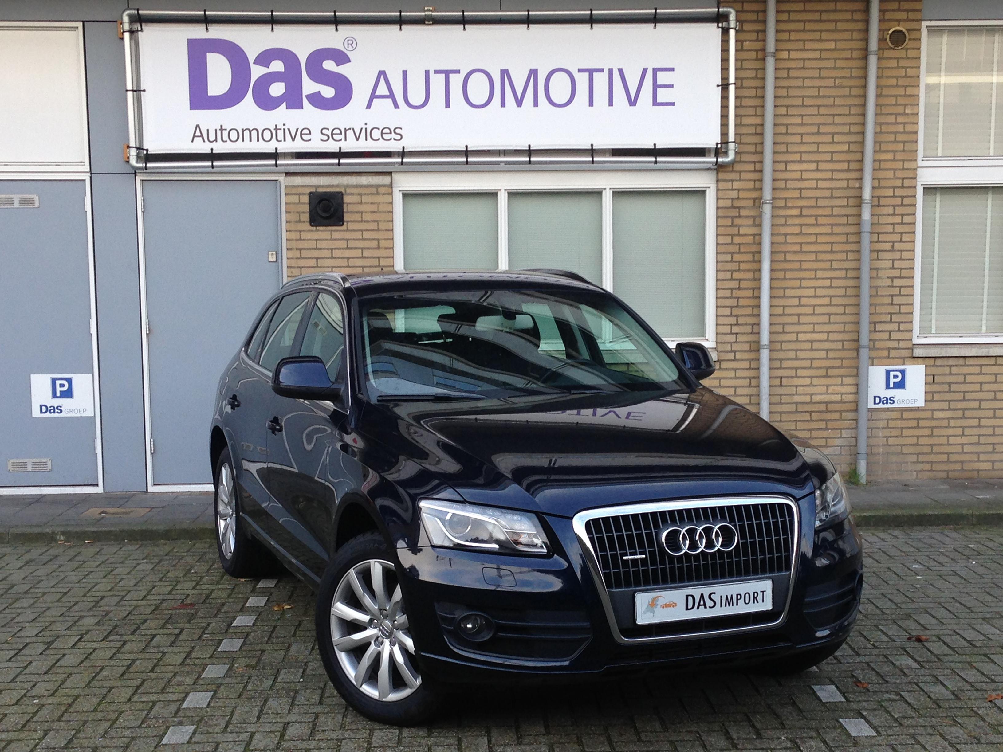 Importauto: Audi Q5 2.0 TFSI quattro 132kW 7/2010