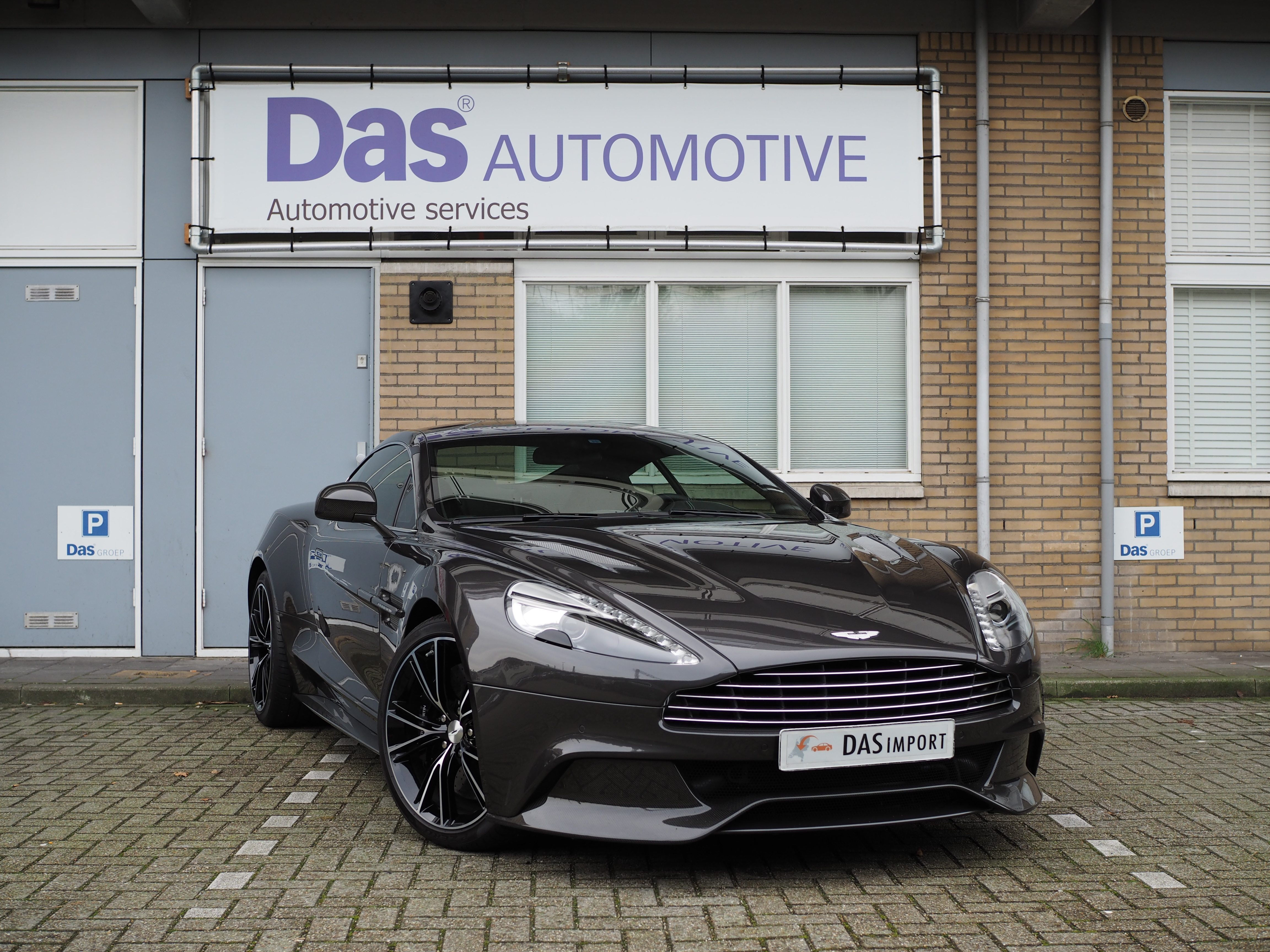 Importauto: Aston Martin Vanquish Coupe Touchtronic 2013 6/2013