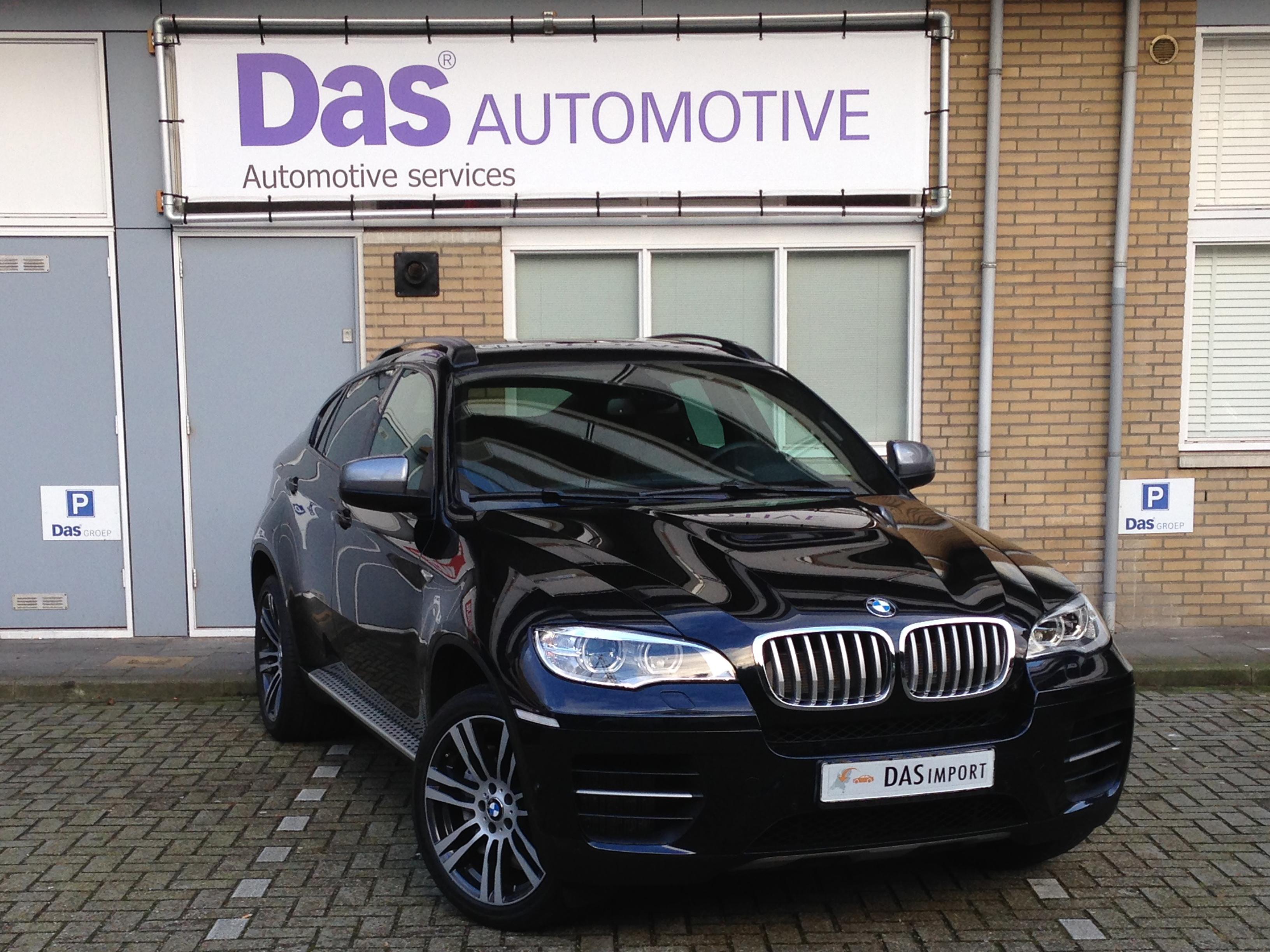 Importauto: BMW X6 Diesel M50 8/2012