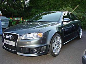 Importauto: Audi RS4 4.2 quattro 12/2005