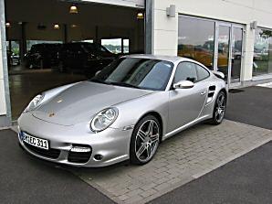 Importauto: Porsche 911 Turbo 997 6/2006