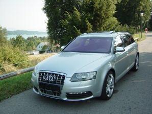 Importauto: Audi S6 5.2 FSI Avant 6/2006
