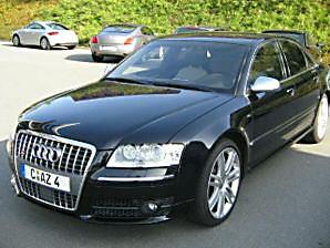 Importauto: Audi S8 5.2 FSI Quattro 7/2006