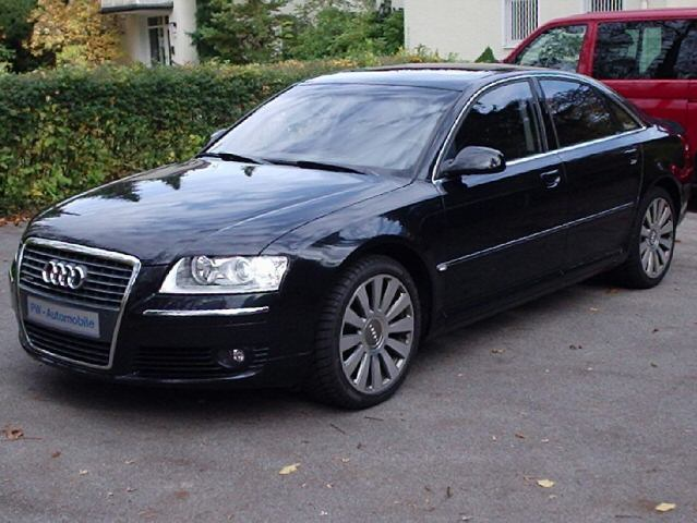 Importauto: Audi A8 3.7 quattro 5/2005