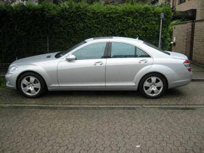 Importauto: Mercedes-Benz S 500 11/2005