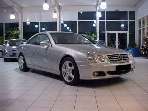 Importauto: Mercedes-Benz CL 600 7/2003