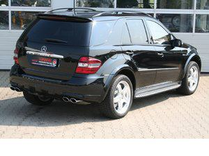 Importauto: Mercedes-Benz ML 63 AMG 7/2006