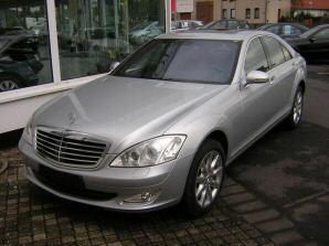 Importauto: Mercedes-Benz S 350 4/2006