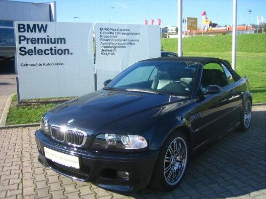 Importauto: BMW M3 Cabrio 9/2003