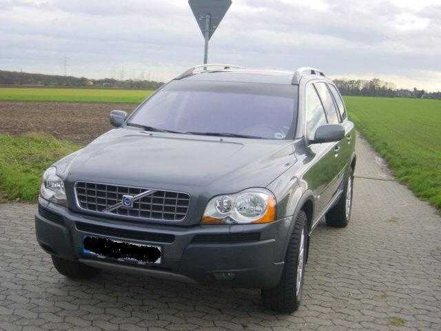 Importauto: Volvo XC90 Momentum D5 Geartronic (6-traps) 10/2005