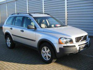 Importauto: Volvo XC90 Momentum D5 Geartronic (6-traps) 7/2006