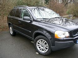 Importauto: Volvo XC90 Summun D5 Geartronic (6-traps) 5/2006