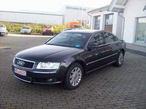 Importauto: Audi A8 3.7 quattro 12/2002