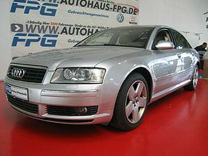 Importauto: Audi A8 3.7 Navi/Bose Sound System 2/2002