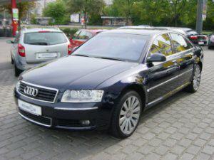 Importauto: Audi A8 4.2 qauttro 5/2003