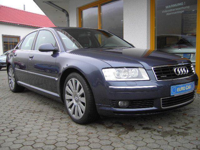 Importauto: Audi A8 3.7 quattro 2/2005