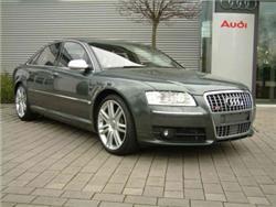 Importauto: Audi S8 B&O Sound system + Keramische remschijven 6/2006