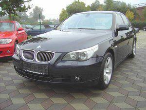 Importauto: BMW 550i A 7/2005