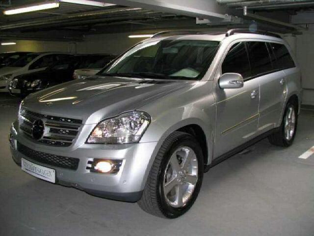 Importauto: Mercedes-Benz GL 420 CDI 4-Matic 9/2006