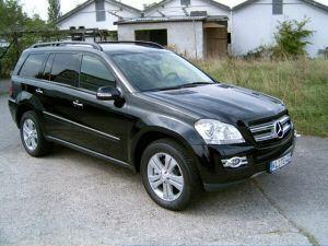 Importauto: Mercedes-Benz GL 420 CDI 9/2006