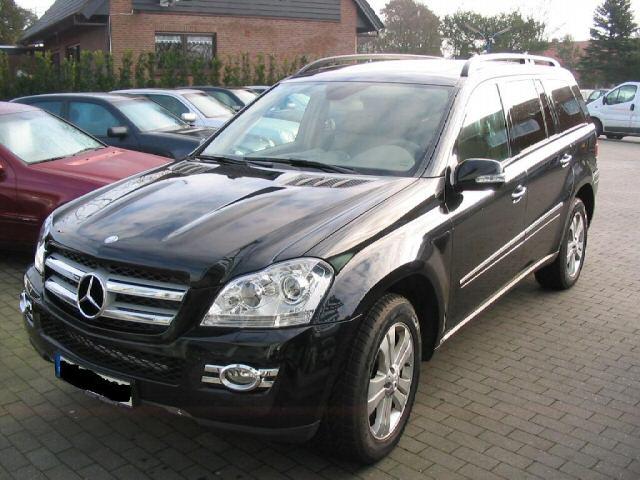Importauto: Mercedes-Benz GL 420 CDI 4-Matic 10/2006