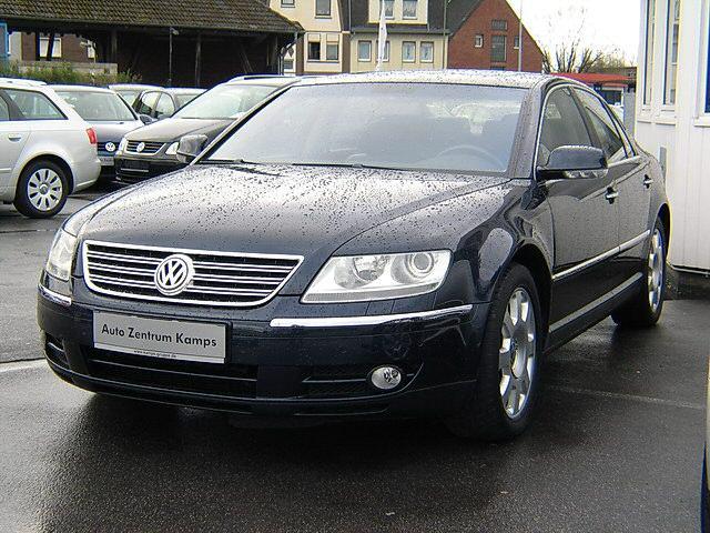 Importauto: Volkswagen Phaeton V10 5.0 TDI 4-Motion 1/2004