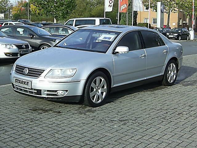 Importauto: Volkswagen Phaeton V10 5.0 TDI 4-Motion 1/2005