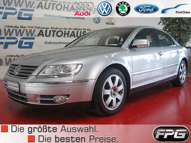 Importauto: Volkswagen Phaeton V8 4.2 4-Motion 6/2003