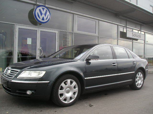 Importauto: Volkswagen Phaeton V8 4.2 4-Motion 1/2000