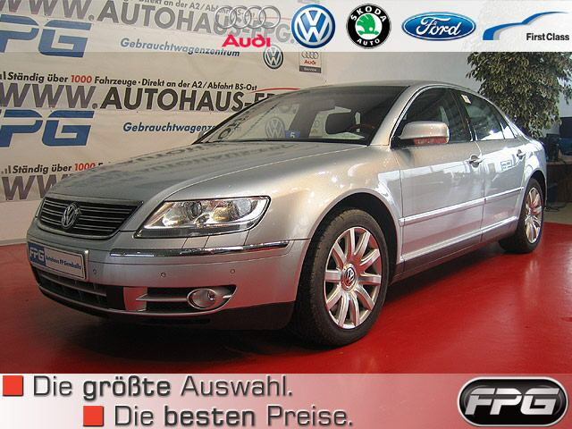 Importauto: Volkswagen Phaeton V8 4.2 4-Motion 4/2005