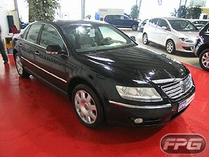 Importauto: Volkswagen Phaeton W12 6.0 4-Motion 1/2003