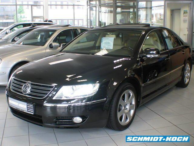 Importauto: Volkswagen Phaeton W12 6.0 4-Motion 10/2002