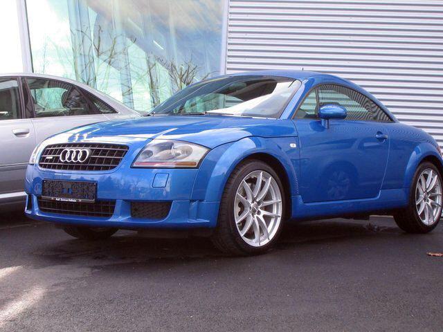 Importauto: Audi TT 3.2 Quattro Coupe 3/2006