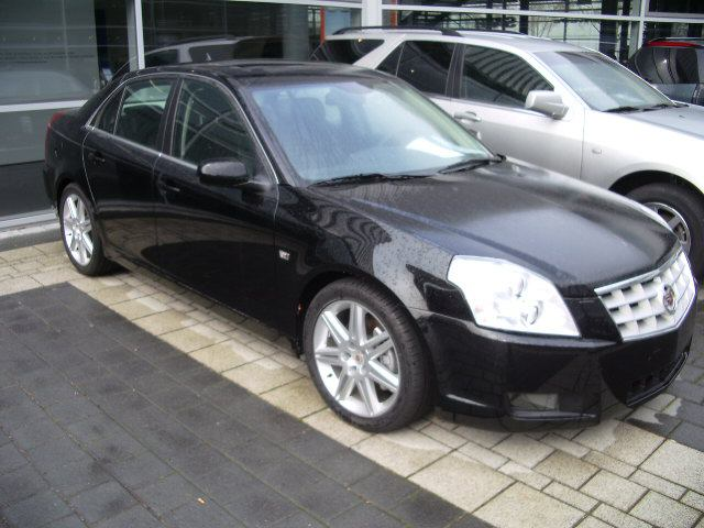 Importauto: Cadillac BLS 2,8T V6 Sport Luxury 11/2006