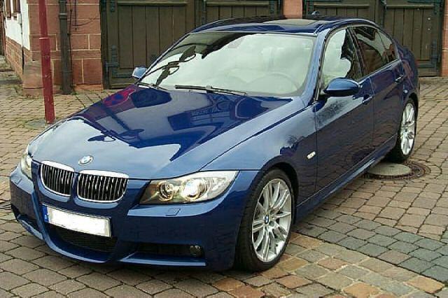 Importauto: BMW 330d A M-pakket 1/2006