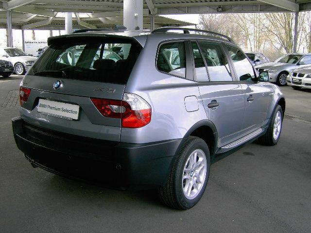 Importauto: BMW X3 2.0d 6/2006